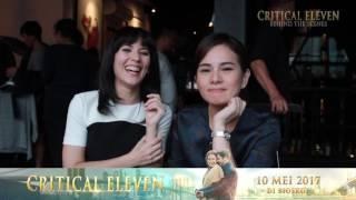 Video CRITICAL ELEVEN 'SAHABAT SEJATI' PART 1 download MP3, 3GP, MP4, WEBM, AVI, FLV Desember 2017