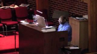 Trumpet in Dialogue (Basse et Dessus de Trompette) Organist Dr Keith Hampton 02 01 2015