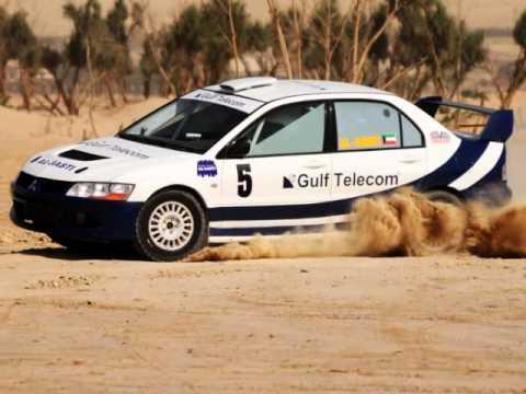 Gulf Telecom Rally Team