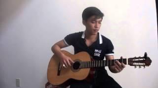 Guitar solo :  Vùng Trời Bình Yên - Bi nghệ Sĩ