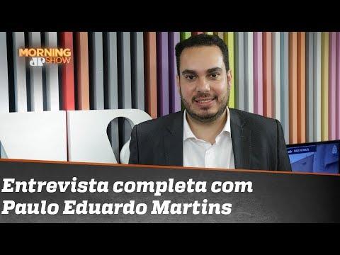 Redes sociais governo Bolsonaro Lava-Toga: um papo com o deputado Paulo Eduardo Martins