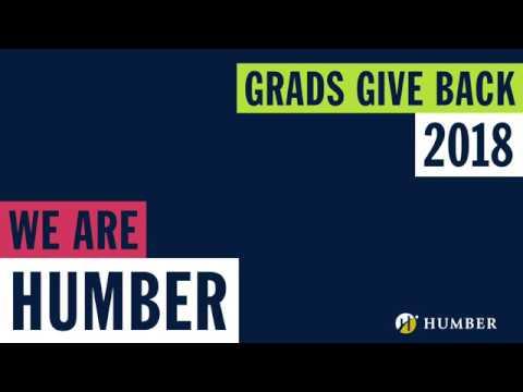 Grads Give Back 2018 - Mathias Trentin Neves