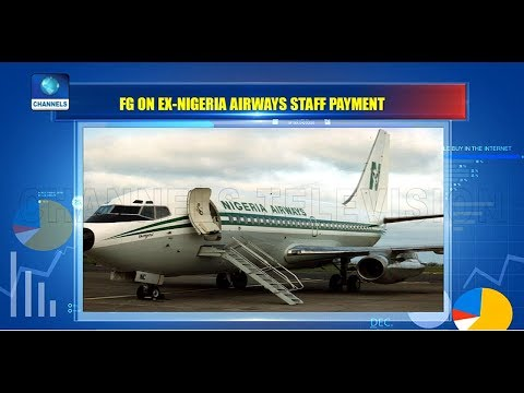 Buhari Approves N22bn As Payment For Nigerian Airways Retirees Pt.3 24/09/18 |News@10|