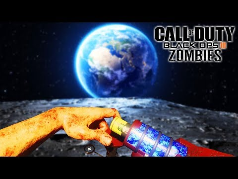 Zombies In Outer Space!! (Black Ops 3 Custom Zombies)