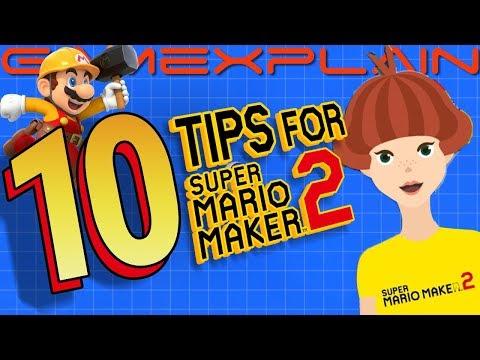 10 Super Mario Maker 2 Tips & Tricks