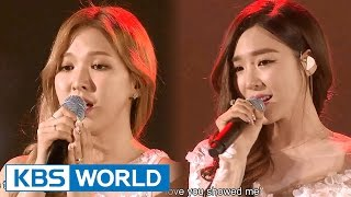 Tiffany & Wendy - Dear Mom [2015 KBS Song Festival / 2016.01.23] Mp3