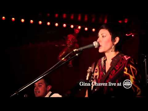 Gina Chavez Live At The Good Music Club