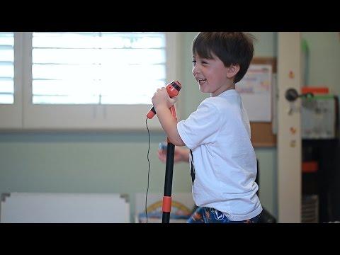 Alphabet ABC Song Karaoke for Kids