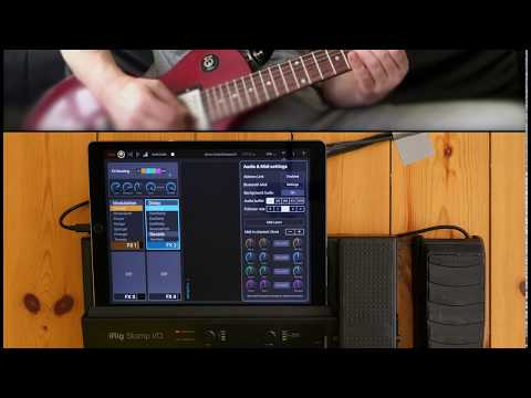 Could an iPad and Elastic FX 1.2 replace your collection of guitar stompboxes?