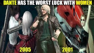 Dante Has The Worst Luck With Women ( How Did Dante Meet Lady & Trish? ) Devil May Cry 5