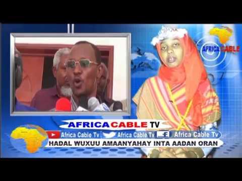 QODOBADA WARKA AFRICA CABLE TV BY XAMDI DHOOL 27 4 17
