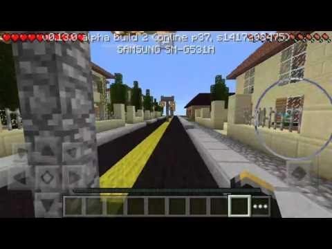 Minecraft my city