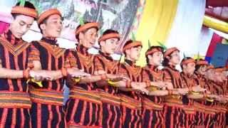 Tari Saman (Saman Dance) untuk Masyarakat Aceh Gayo Luwes.