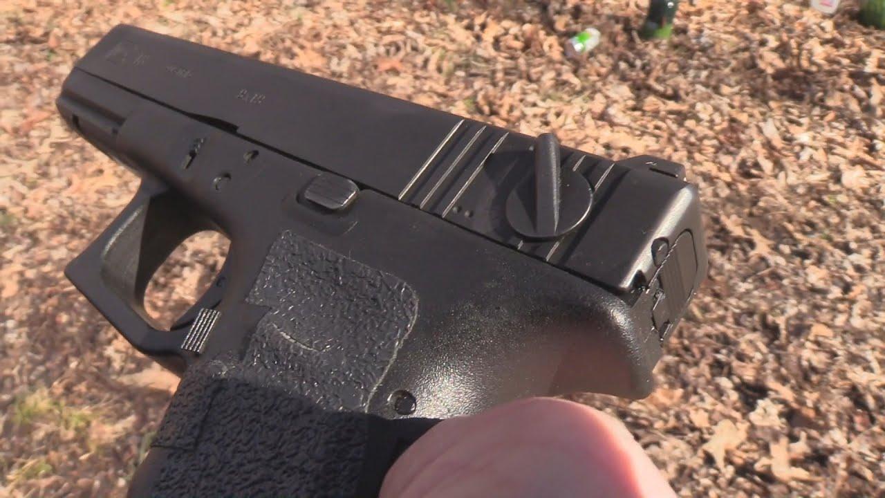 Glock 18 Close-up