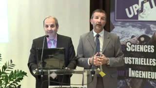 2011 - Histoire des journées de l'UPSTI par MM. L- LAUNAY et J- AIACHE