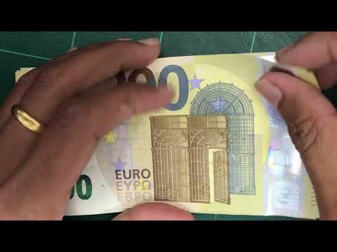 Counting 200 EUR