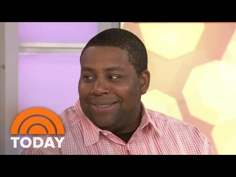 Kenan Thompson: My Little Girl Dances To 'Any Ghetto Hip-Hop Song' | TODAY