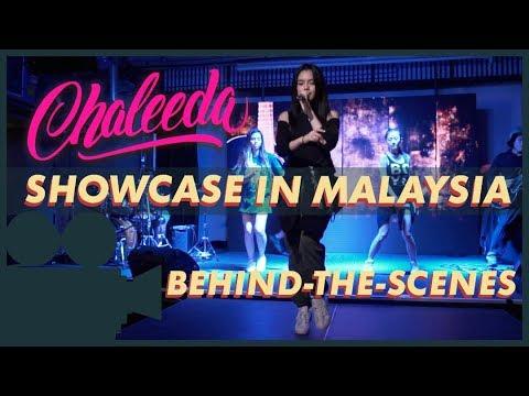 Chaleeda Showcase in Malaysia [BTS]