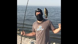 Salton Sea Tilapia Fishing 06.20.15
