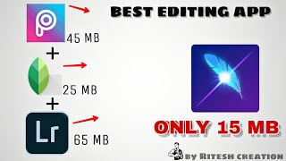 all in one 🙆 photo editing app, best photo editing app for Android, easy photo editing app,