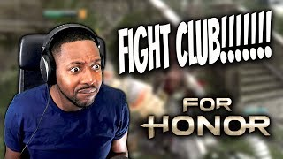 For Honor Orochi ∙ Fight Club!!!