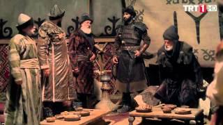 """Diriliş """"Ertuğrul"""" - Kurtoğlu'nun Kafasının Kesilmesi Sahnesi (18.Bölüm)"""