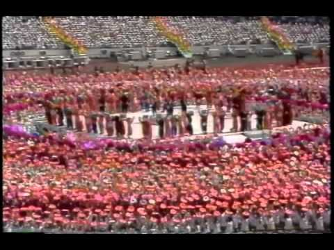 [HQ] Koreana - Hand In Hand (1988 Seoul Olympic Official Song) - Opening Ceremony