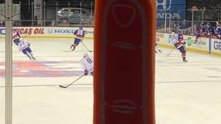 November 6 2018 Canadiens at Islanders Cizikas 1st Goal