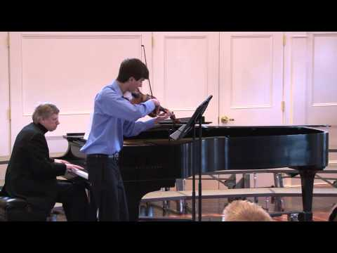 George Tsontakis - Requiescat for Viola and Piano