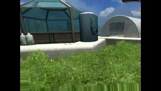 Symulator Farmy 2011-Zestaw Dodatków część 2:maszyny rolnicze,akcesoria,budynki