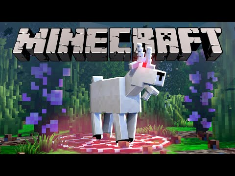 Minecraft Mod Showcase | JUST A NORMAL GOAT MOD