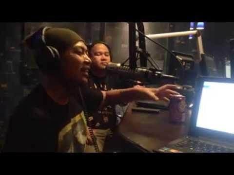aero. - In My City (Live) @ Wave 89.1 UrbanPinas Radio