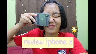 Review Iphone x 🌟   by gail snailz