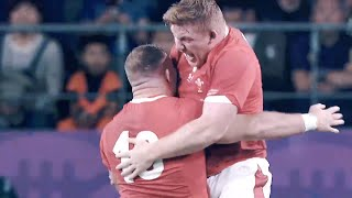 Wales' road to the semi-finals at Rugby World Cup 2019