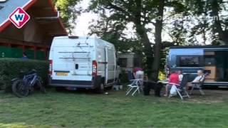 Campings in de regio overvol