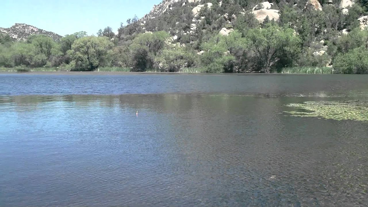 Granite Basin Lake Az.Granite Basin Lake Prescott Az Youtube