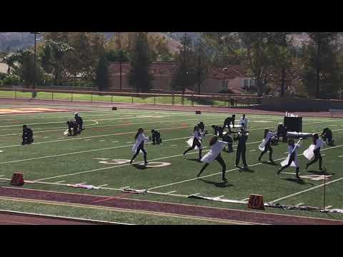 Dr Jekyll and Mr Hyde Marshall Fundamental Marching band Simi Valley