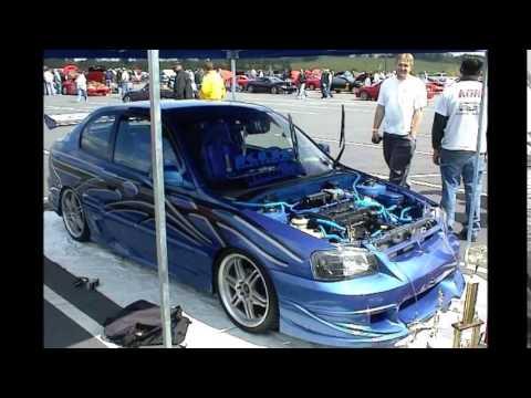 Тюнинг Hyundai Accent LC