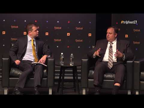 The Texas Tribune Festival 2017: Trump, Ethics and The Law