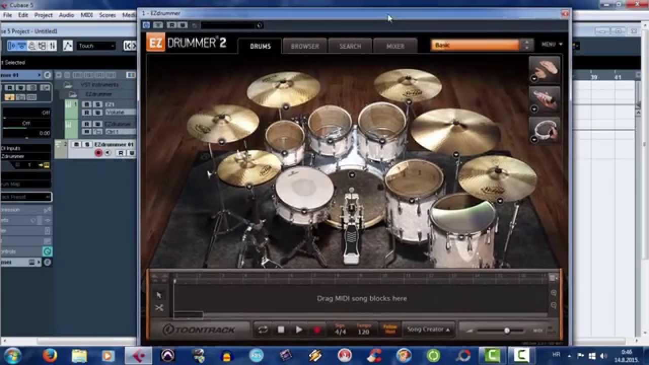 ezdrummer 2 vst plugin free download