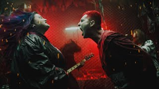 Space Of Variations - Ultrabeat (feat. alyona alyona) (Official Video) | Napalm Records