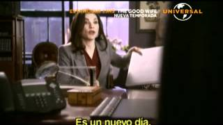 The Good Wife -- Temporada 3 -- Episodio 1