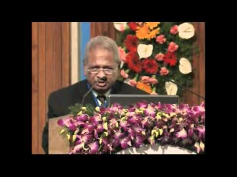 2. Speech by Dr SA Patil, Chairman, Agriculture Commission, Govt of Karnataka