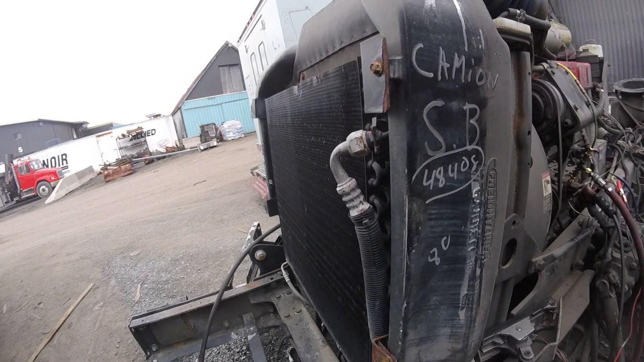 Engine, Cummins M11 celect Plus, 450 hp, Good Runner, Stock #1A1E48408