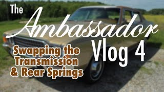 Ambassador Vlog 4: Trans & Spring Swap