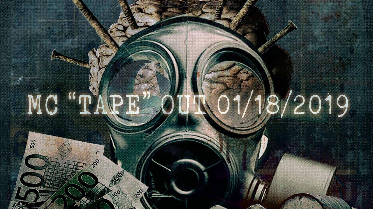 "MASTIC SCUM - MC ""TAPE"" [Discography Cassette] Video-Teaser"