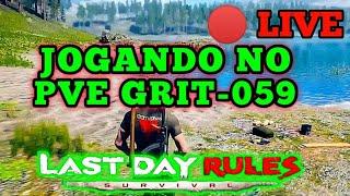 Crescendo no PVE grit059 do USA - Last Day Rules Survival