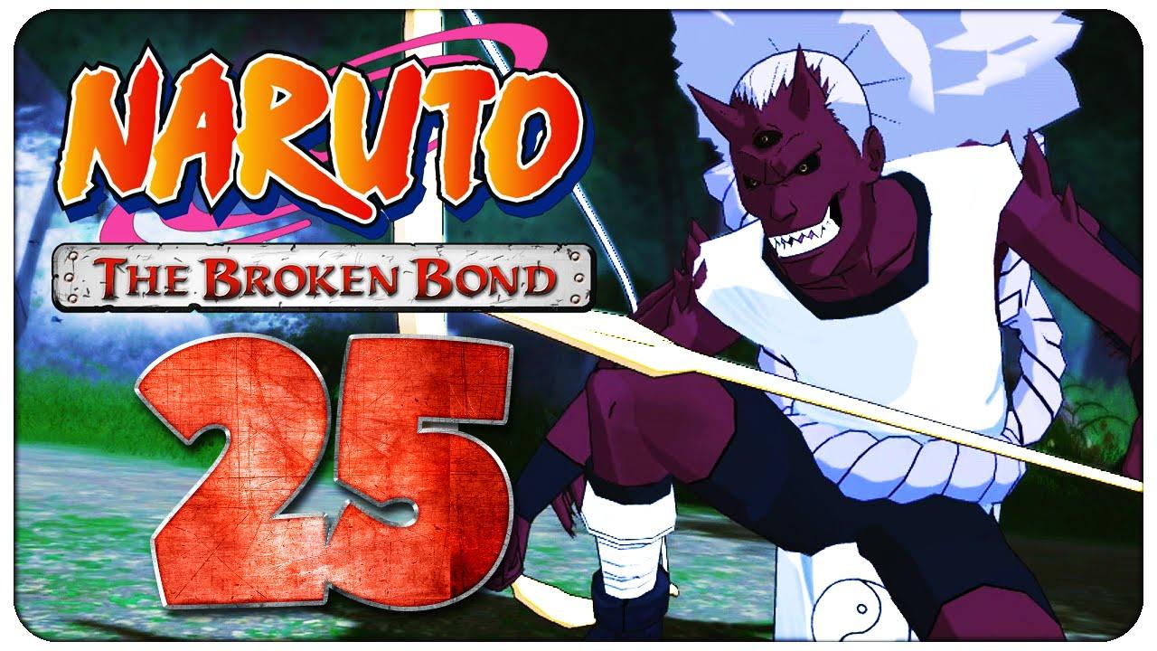 NEJI VS. KIDOMARU! - #25 - Naruto: The Broken Bond - YouTube