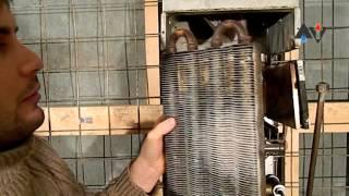 Нева-3208 #7 рубрика Ремонт Академия теплотехники