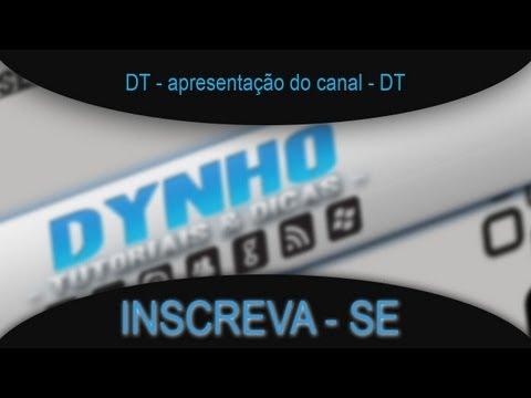 DT - apresentação do canal - DT